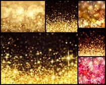 星光炫彩背景高清图片