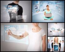 数码科技与人物高清图片