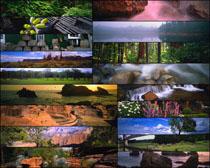横幅旅游风景摄影高清图片