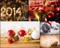 2013圣诞节装饰高清图片