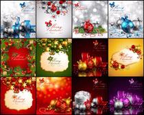 圣诞节背景模板摄影高清图片