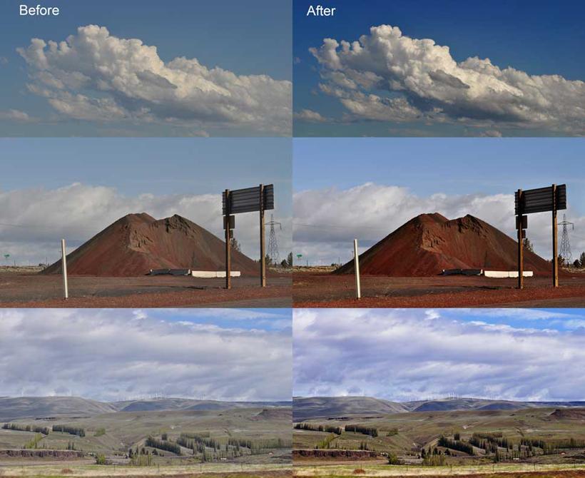 > 素材信息   关键字: ps调色照片处理风景调色灰蒙蒙清新色调清晰