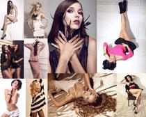 国外女模特摄影高清图片