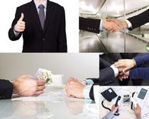 商务合作金融高清图片
