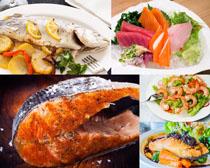 海鲜鱼类美食摄影高清图片