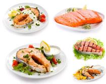 鱼肉美食高清图片