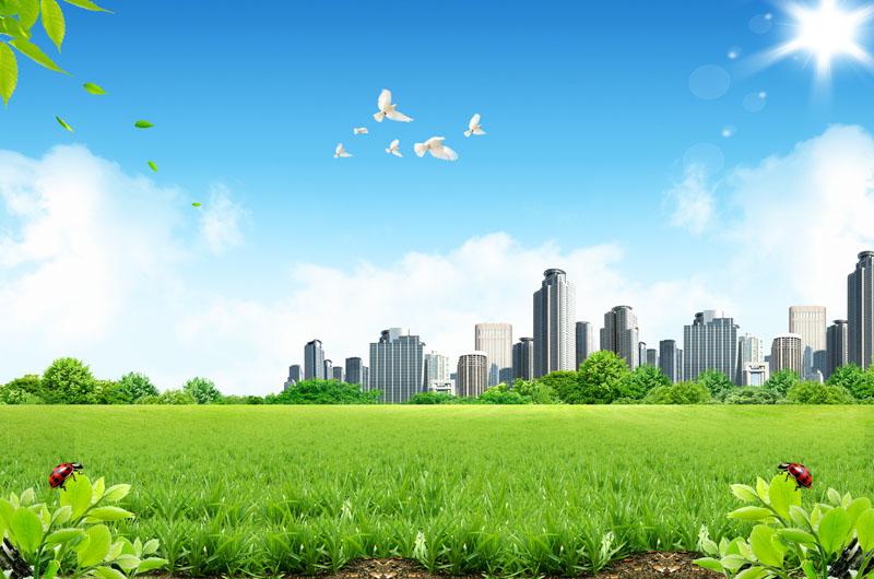 关键字: 白云蓝天草地蓝天白云昆虫城市风景春天背景春季海报设计