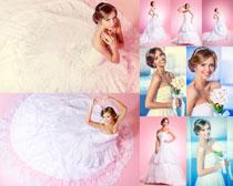国外新娘写真摄影高清图片
