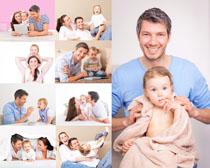 家庭快乐生活人物摄影高清图片