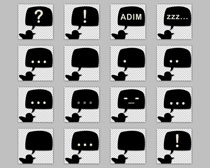 图片表情动态-爱图网设计素材共享平台图片污表情包卡通qq图片