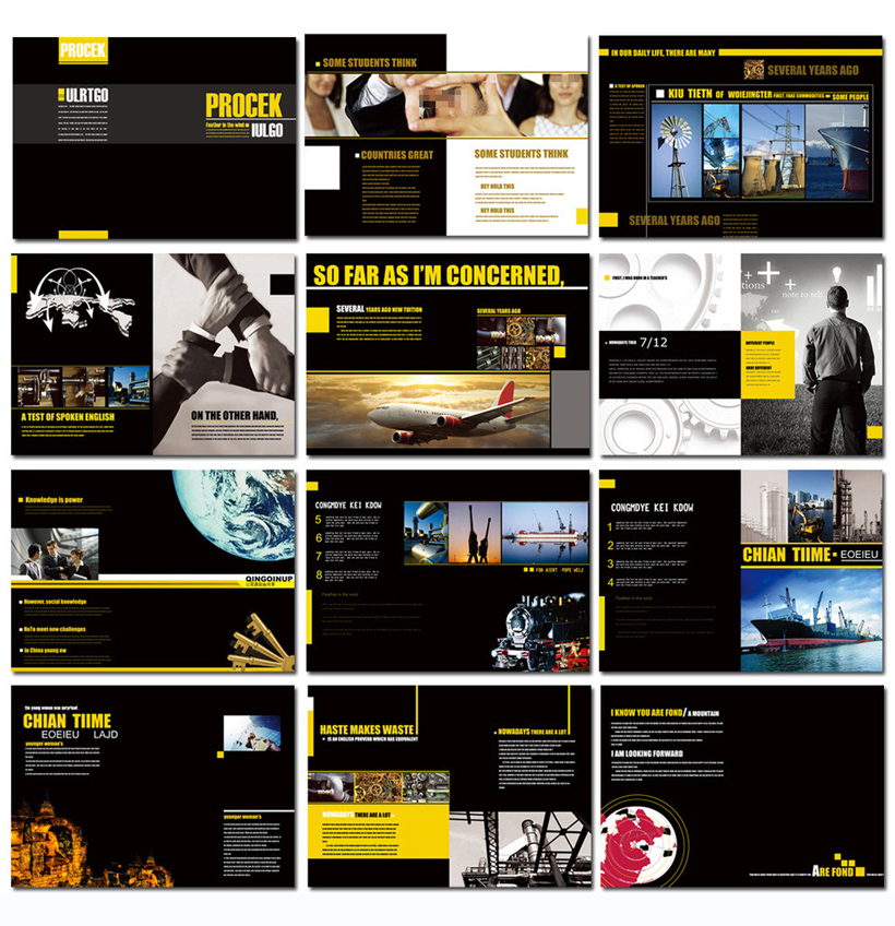 关键字: 时尚画册企业宣传册企业画册外国画册欧洲企业画册欧式画册