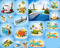 旅游创意设计摄影高清图片