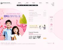儿童梦想时代网站PSD源文件
