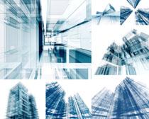 建筑手繪圖形設計高清圖片