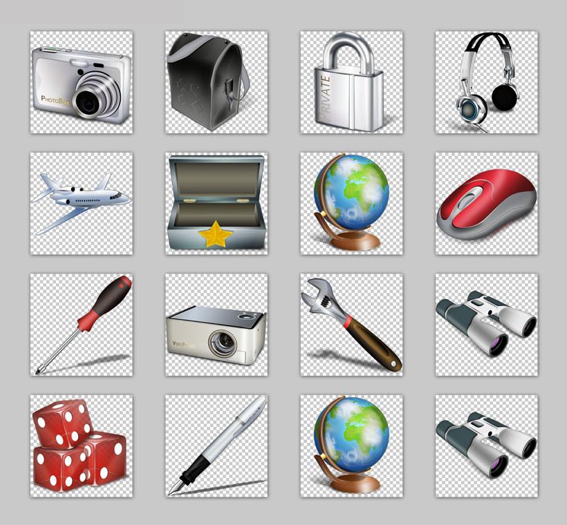 爱图首页 图标素材 系统图标 地球仪 耳机 飞机 钢笔 骰子 望远镜 3d