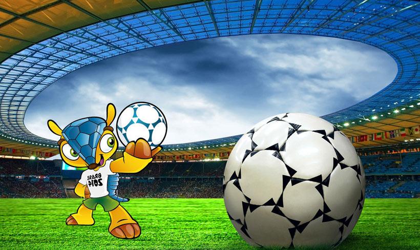 世界杯宣传海报背景设计psd素材图片