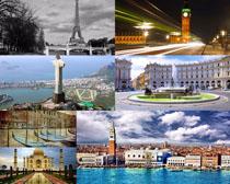 欧美古典建筑摄影高清图片