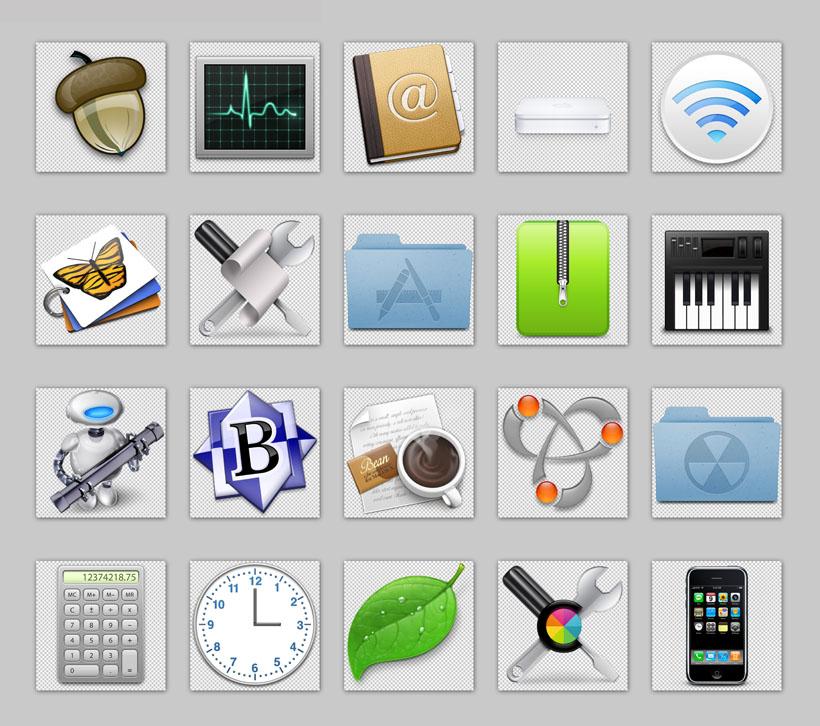 生活日用品png图标 - 爱图网设计图片素材下载