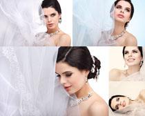 国外漂亮新娘摄影高清图片