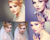 新娘化妆女性摄影高清图片
