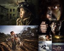 軍事裝備武器攝影高清圖片