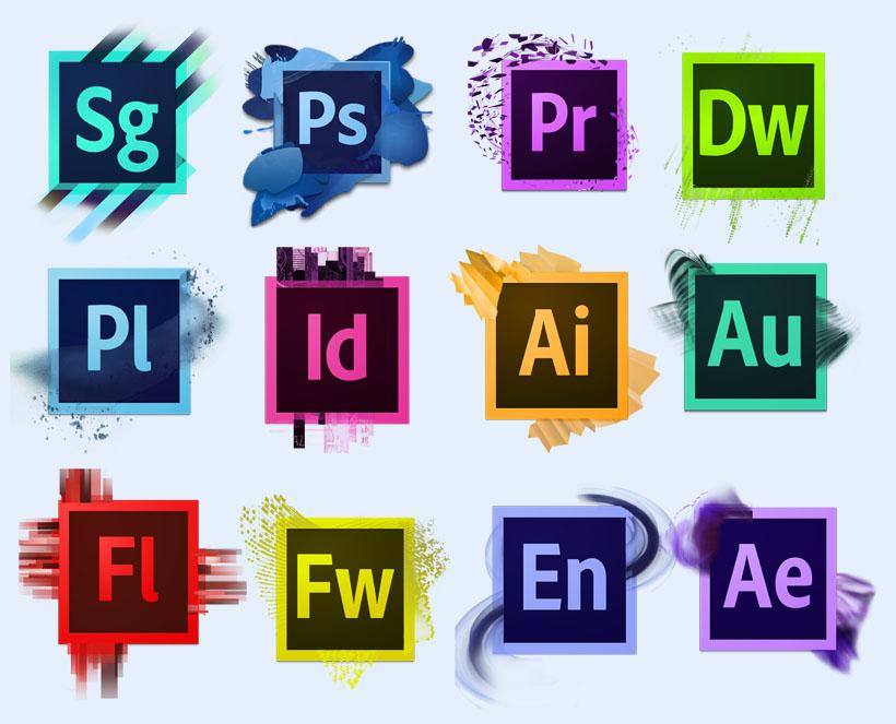 高清个性设计软件PNG图标 - 爱图网设计图片素