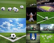足球运动摄影高清图片