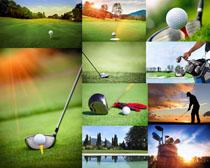 高尔夫场地摄影高清图片
