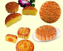 美味月饼图PSD素材
