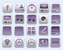 苹果APP素材PNG图标
