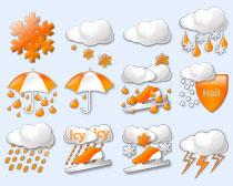 天氣預報大全png圖標