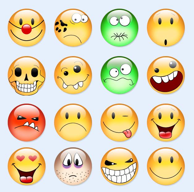 恶搞聊天表情png图标 - 爱图网设计图片素材下载