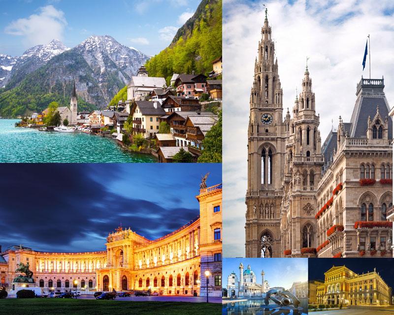 國外建筑設計風景高清圖片
