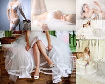 国外婚纱女人摄影高清图片