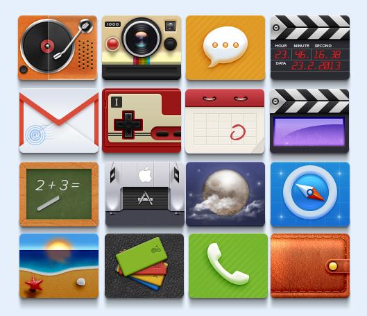 扁平化邮件png图标 - 爱图网设计图片素材下载