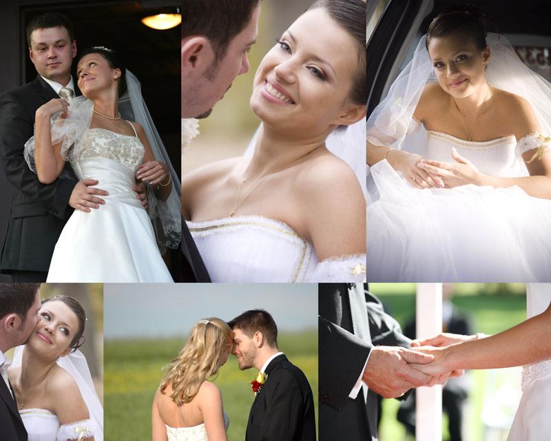 婚礼夫妻摄影高清图片