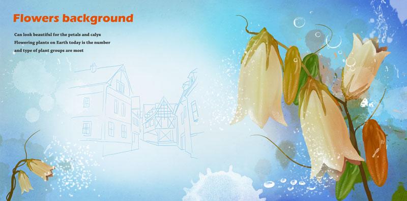 花边花角 > 素材信息   关键字: 蓝色背景封面设计花朵摄影手绘花朵