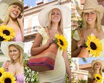 成熟女人与向日葵摄影时时彩娱乐网站