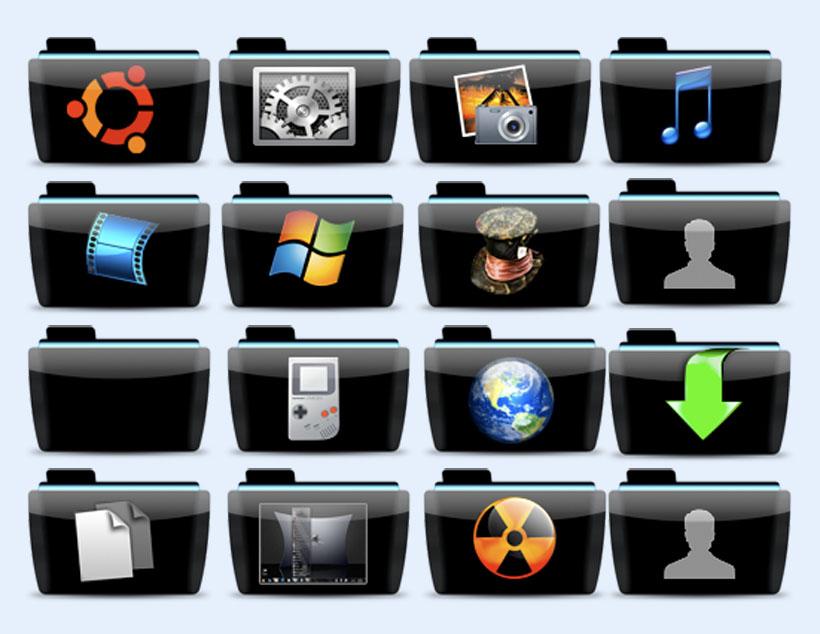 素材信息   关键字: 黑色音乐用户地球箭头文件夹系统设置电脑png图标