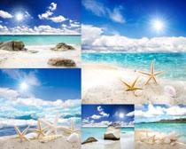 海边美景天空摄影高清图片