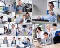 办公室商务人士摄影高清图片