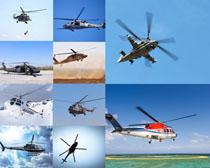 直升飛機攝影高清圖片