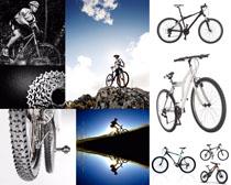 运动单车摄影高清图片