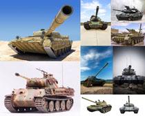 坦克大炮攝影高清圖片