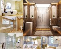 浴室装修设计风格高清图片