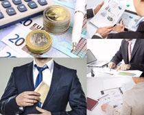 货币分析商务高清图片