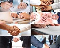 商务团队合作握手时时彩娱乐网站