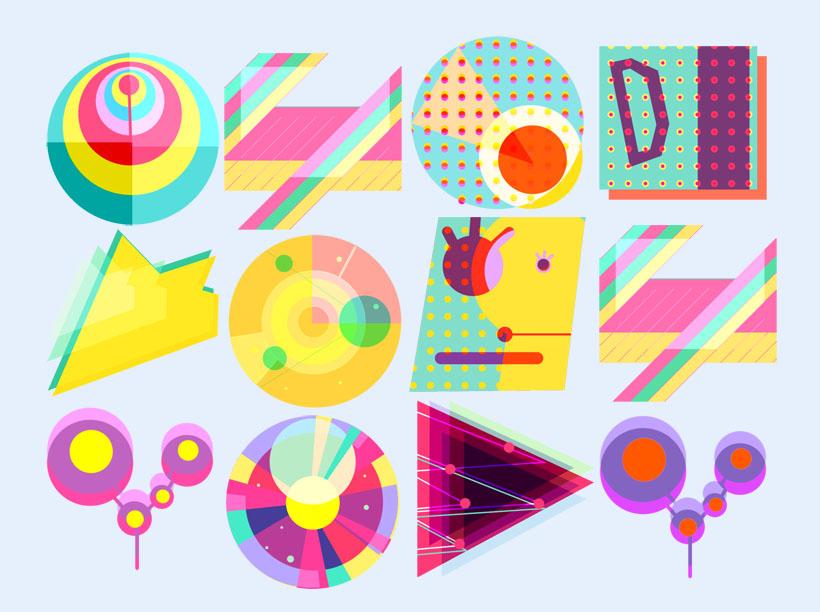色彩图标设计png图标
