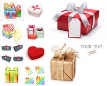生日礼物盒摄影高清图片