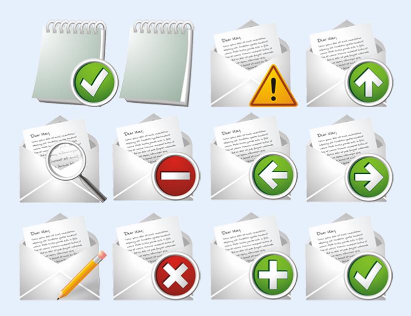 文件书本类png图标-ppt 素材 免费下载图片